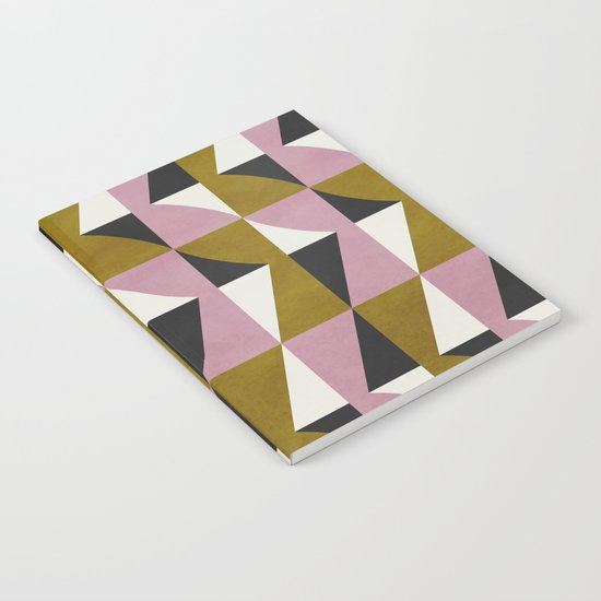 colour + pattern 10 Notebook