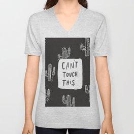 Cant Cactus Unisex V-Neck