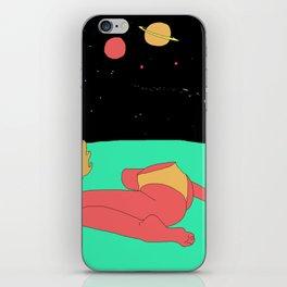Space Bum iPhone Skin