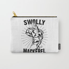 Swolly Mackerel Carry-All Pouch