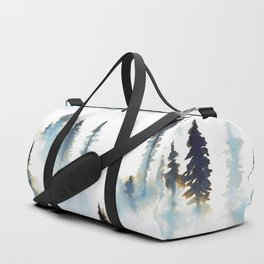 Morning Fog Duffle Bag