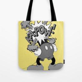 Take that rat!  Tote Bag