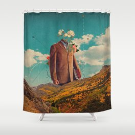 Sometimes I Think You'll Return Shower Curtain