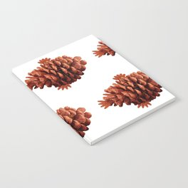 Pinecone Fish Notebook