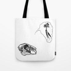 Hungry Bones Tote Bag