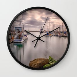 It's All in the Lighting Wall Clock