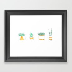 What do we talk about now? Framed Art Print