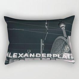 Alexander Platz Rectangular Pillow