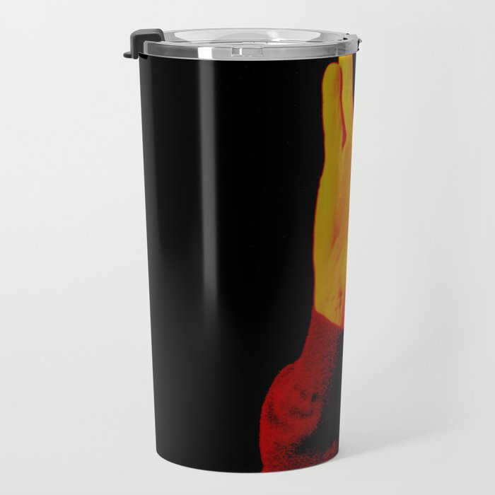 Live Long and Prosper - Leonard Nimoy Travel Mug
