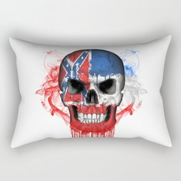 To The Core Collection: Mississippi Rectangular Pillow