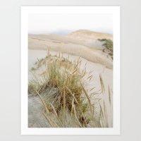 The Sands Art Print