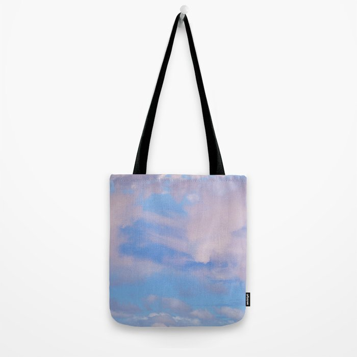 The Colour of Clouds 05 Tote Bag