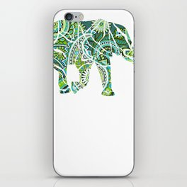Elephan Love Gift iPhone Skin