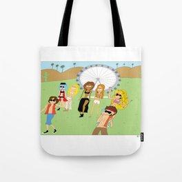 CoachellaVibes Tote Bag