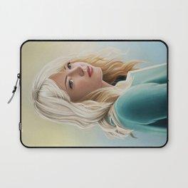 A Study of Gwen Laptop Sleeve