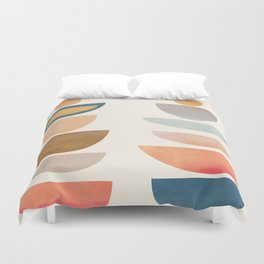 Modern Abstract Art 75 Duvet Cover