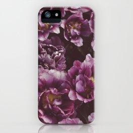 de bloemen iPhone Case