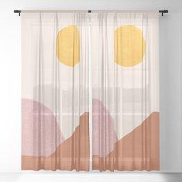 Colina Sheer Curtain