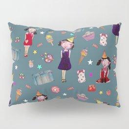 The rag doll Pillow Sham