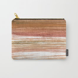 Coconut abstract watercolor Carry-All Pouch