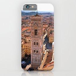 Campanile di Giotto iPhone Case