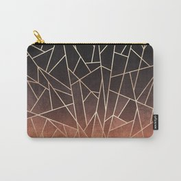 Shattered Ombre Carry-All Pouch