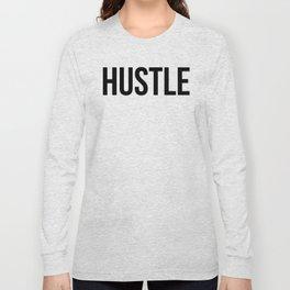 HUSTLE Long Sleeve T-shirt
