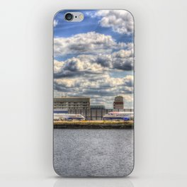 London city Airport iPhone Skin
