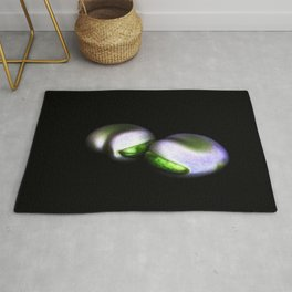 Two Broad Beans Rug