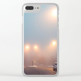 OoOoO Clear iPhone Case