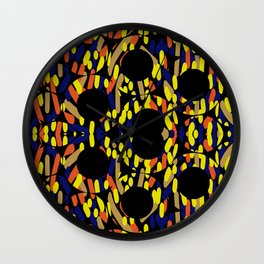 Jelly Candy Wall Clock