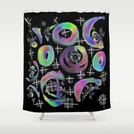 HH 02 Shower Curtain