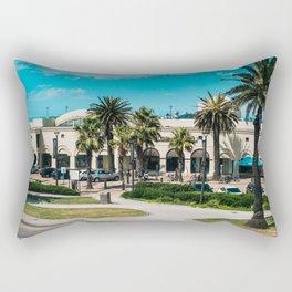 St Kilda Sea Baths Rectangular Pillow