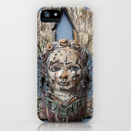 Angel of Grace iPhone Case