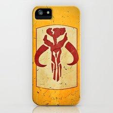 Mandalorian! (1 of 3) iPhone (5, 5s) Slim Case