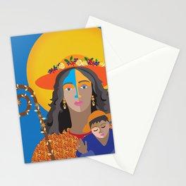 Divina Pastora . Venezuela Stationery Cards