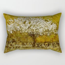 Le Cerisier Rectangular Pillow