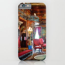 Biltmore Library iPhone Case