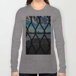 Gate-scape NYC Long Sleeve T-shirt