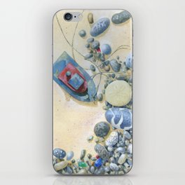 Beach Front II iPhone Skin