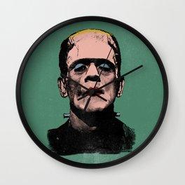 The Fabulous Frankenstein's Monster Wall Clock