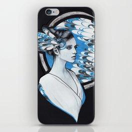 Blue Moon iPhone Skin