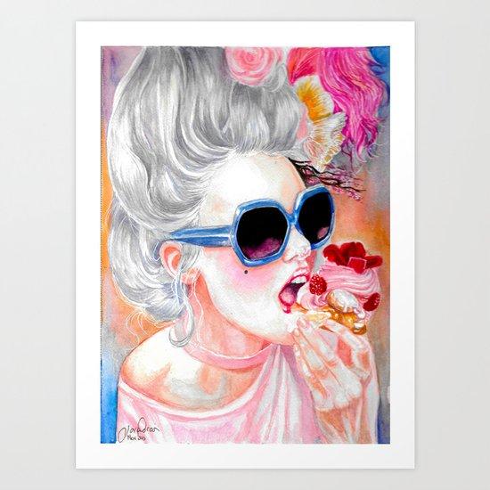Marie Antoinette by yaramorais
