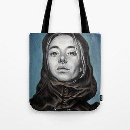 Church Girl Tote Bag