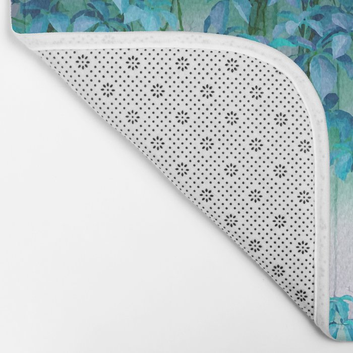 Average Absence #society6 #buyart #decor Bath Mat