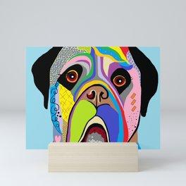 Mastiff Mini Art Print