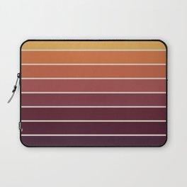 Gradient Arch - Sunset Laptop Sleeve