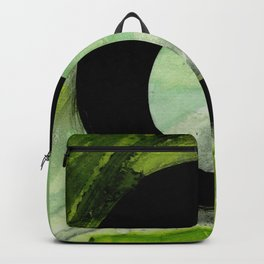Enso Abstract No. 8G by Kathy Morton Stanion Backpack
