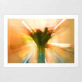 Flowers of Holland Art Print