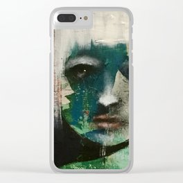 It's intense Clear iPhone Case